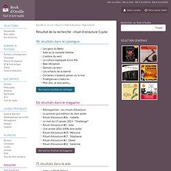 Page recherche