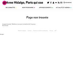 Pour le maintien de centres IVG à Paris
