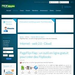 PageFlip-Flap : un outil en ligne gratuit pour créer des Flipbooks