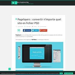 Pagelayers : convertir n'importe quel site en fichier PSD