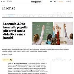 La scuola 3.0 fa bene alla pagella: più bravi con la didattica senza banchi - Repubblica.it