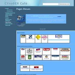 Pages Bleues - CYnoBER Café