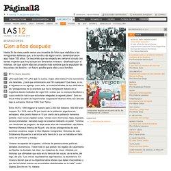 Artículo sobre Mujeres Inmigrantes