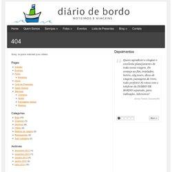 Agência de Viagens Diário de Bordo
