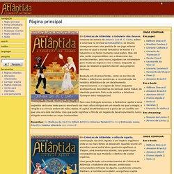 Página principal - Meu Wiki