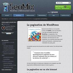 Pagination et WordPress