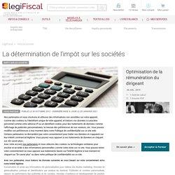 Calcul paiement impot societe is LégiFiscal