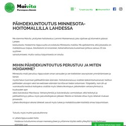 Päihdekuntoutus Lahti, Päijät-Häme
