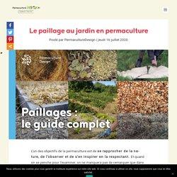 Le paillage au jardin en permaculture
