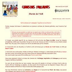 Chansons paillardes de France et d'ailleurs - Chanson paillarde: