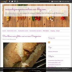 Pain blanc sans gluten avec ou sans Companion - auxrendezvousgourmandises.over-blog.com