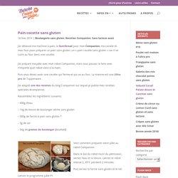 Pain cocotte sans gluten - Ma cuisine sans gluten