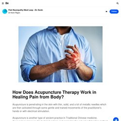 Pain Neuropathy West Loop - Dr. Kevin on Behance