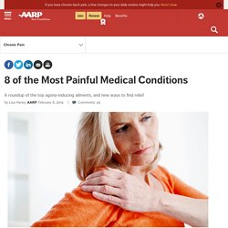 Most Painful Health Conditions and How to Manage Them