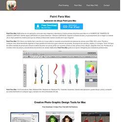 Paint Para Mac OS X - Paint Para Mac Descargar