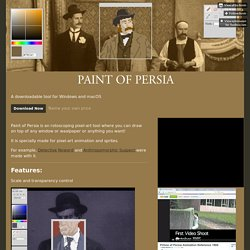 Paint of Persia by dunin