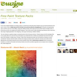 Free Paint Texture Packs