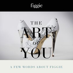 Figgie Shoes | Custom Hand-Painted Shoes for Brides, Kids, Babies