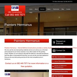 Painters Hermanus
