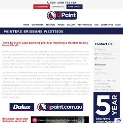 Let Our Painters Brisbane Western Suburbs Renovate Your House