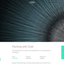 Painting with Code