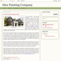Idea Painting Company: Local Interior Painters MA