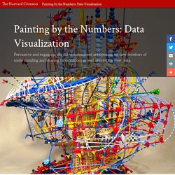 Painting by the Numbers: Data Visualization