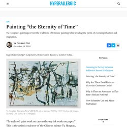 """Painting """"the Eternity of Time"""""""