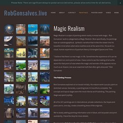 Paintings — Rob Gonsalves Gallery