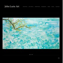 PAINTINGS — John Lurie Art