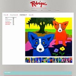 Paintings: 2010-2013 - George Rodrigue Studios