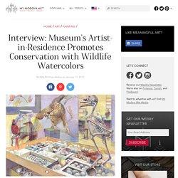 Field Museum Paintings: The Wildlife Watercolor Paintings of Peggy Macnamara