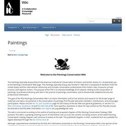 Paintings - Wiki