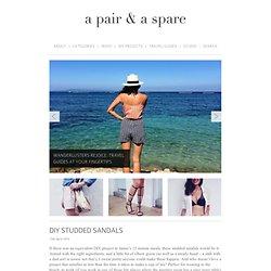 a pair & a spare