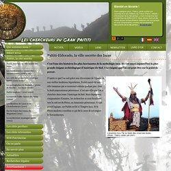Païtiti-Eldorado, la ville secrète des Incas