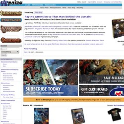 paizo.com - Paizo Publishing