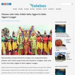 Pakaian Adat Suku Tolaki: Babu Nggawi & Babu Nggawi Langgai