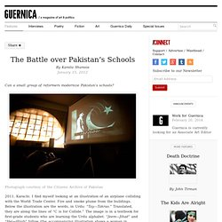 The Battle over Pakistan's Schools