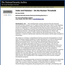 On the Nuclear Threshold - Mozilla Firefox
