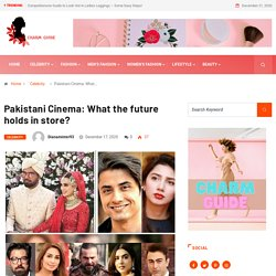 Pakistani Cinema: What the future holds in store? - The Charm Guide