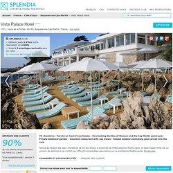 Vista Palace Hotel à Roquebrune-Cap-Martin, France