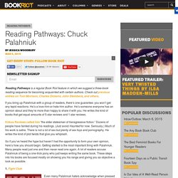 Reading Pathways: Chuck Palahniuk