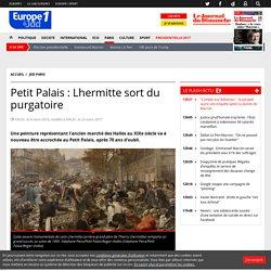 Petit Palais :Lhermitte sort du purgatoire