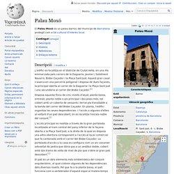 Palau Moxó