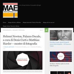 Helmut Newton, Palazzo Ducale, a cura di Denis Curti e Matthias Harder – mostre di fotografia – Milano Arte Expo