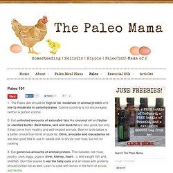 The Paleo MamaThe Paleo Mama