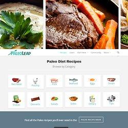 Home of delicious paleo recipes