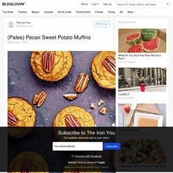 (Paleo) Pecan Sweet Potato Muffins