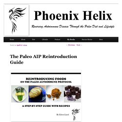 The Paleo AIP Reintroduction Guide
