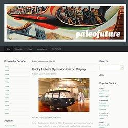 Paleofuture Blog